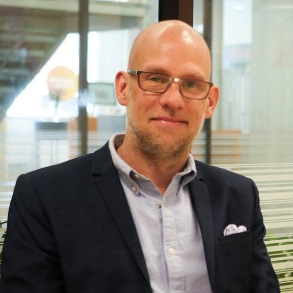 Fredrik Nyström från GodEl